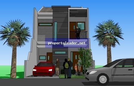 harga Rumah Baru Model Minimalis I Propertyleader.net